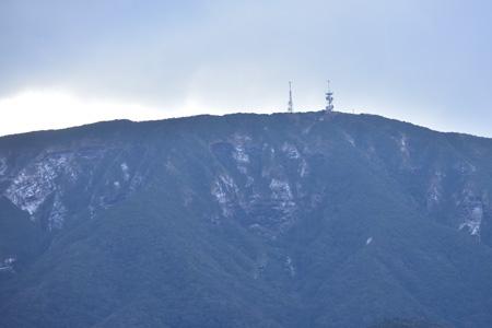 三原山山頂