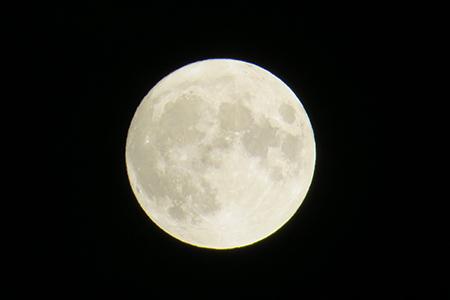 10月1日の満月